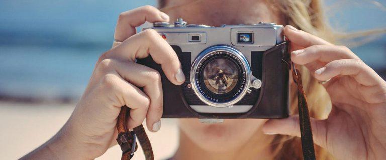 Hobby-Fotografin